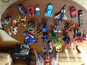Ton of Transformers!