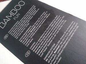 Black Wacom Bamboo FUN Tablet CTE 650K1 Kingston Kingston Area image 9