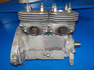 POLARIS MOUNTAIN LITE 500 ENGINE, REBUILT, NEW CRANK/ PISTONS