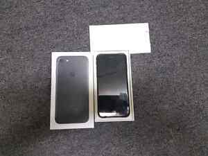 "BNIB iPhone 7 ""RARE"" Matte black color!! Kitchener / Waterloo Kitchener Area image 2"