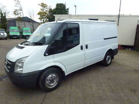 Ford Transit 2.2TDCi Duratorq 2011 ( Low Roof ) 260 SWB no vat