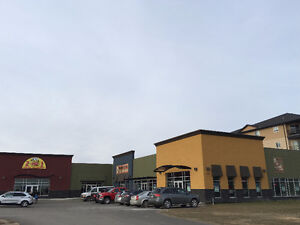 for lease/sale 800 sqft or 1600 sq.ft. WARMAN  NEW RETAIL MALL