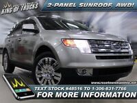 2008 Ford Edge Limited Leather | Sunroof | AWD