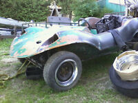 Beach Buggy / Dunebuggy Koyote VW chassis.