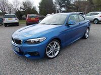 14-64 BMW 220D 2.0TD ( 190bhp ) ( s/s ) Auto M Sport