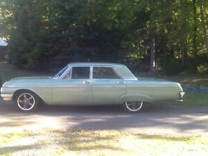 Wanting 1962 Galaxie parts