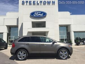 """2013 Ford Edge """"LIMITED AWD LEATHER/MOON/""""   - $189.28 B/W"""