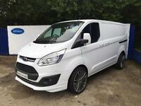 2017 Ford Transit Custom 2.0 TDCi 270 Limited 130bhp Van Delivery Miles