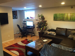 Room for rent in basement suite Prince George British Columbia image 2