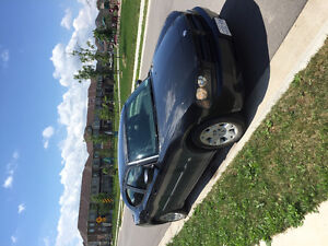 2006 Dodge Charger black as is