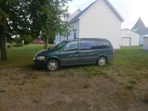1997 Chevy venture ext