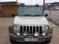 2005 JEEP CHEROKEE 2.8 CRD Renegade 5dr Auto
