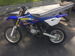 2015 YAMAHA YZ85 MOTOCROSS ( WE FINANCE )
