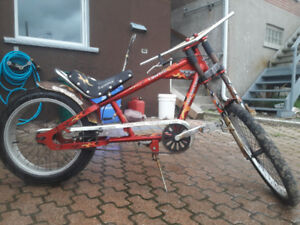 Pecfic coast chpper bike
