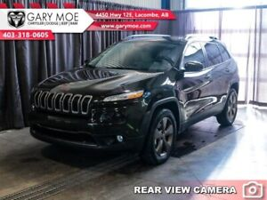 2017 Jeep Cherokee 75th Anniversary Edition  Heated Leather Seat