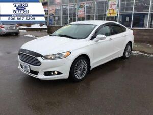 2015 Ford Fusion Titanium  - $152.53 B/W - Low Mileage