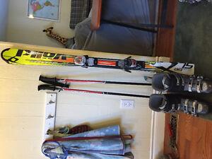 Kids' Ski Set