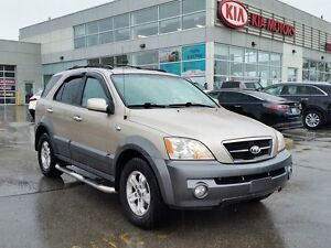 2006 Kia Sorento LX | AS-IS