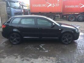 Audi a3 1.9 tdi 105 bhp
