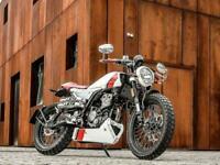 FB Mondial HPS 125cc Modern Classic Retro Cafe Racer Motorcycle 2018