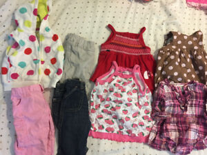 Clothing Lot - Size 0-6 months