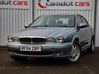 2004 JAGUAR X-TYPE CLASSIC 2.0 DIESEL MOT UNTIL 8TH DECEMBER 2018, GREAT HISTORY