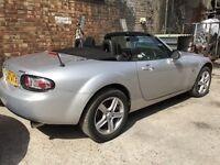 2007 MAZDA MX5 convertible Low Miles Baaargain £3200
