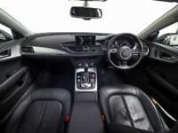 2017 Audi A7 3.0 TDI Quattro Black Edition 5dr S Tronic Auto Hatchback Diesel Au