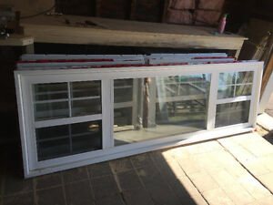 Vinyl Window (single hung)