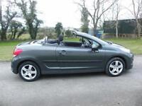 2010 Peugeot 207 CC 1.6 VTi 120 Sport # CONVERTIBLE #