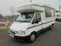 Auto Sleeper Excelsior 2 Berth Motorhome For Sale