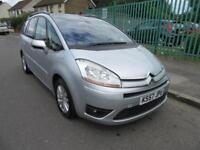2008 CITROEN GRAND C4 PICASSO 2.0HDI 16V EGS EXCLUSIVE AUTOMATIC DIESEL 7 SEATS