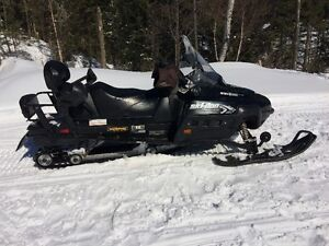 skidoo expedition v800 tuv