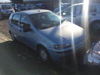 2003 Fiat Punto 1.2 Active 5dr