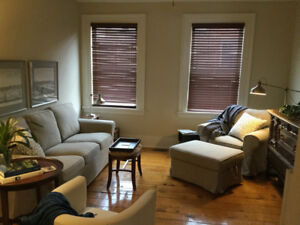 Furnished Two Bedroom Loft in Dundas