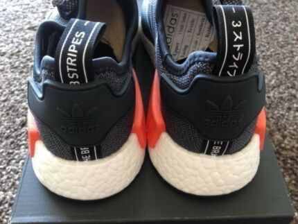 Adidas NMD_R1 8US ultra pure boost Yeezy Y-3 run 1.0 NEW