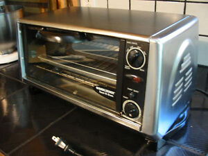 Stainless Steel Toaster-R-Oven For Sale!!