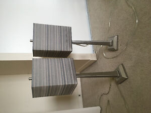 Pair of High Quality Lamps $120 obo