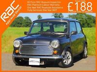 1994 Rover Mini 1.3i 35th Style Auto Full Leather Air Conditioning Freshly Impor