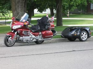 2002 Honda GoldWing 1800A For Sale