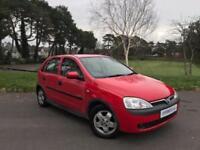 2001 VAUXHALL CORSA 1.2 ELEGANCE 16V (SOLD FOR SPARES OR REPAIR)