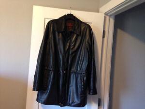 Leather jacket for sale (men's)