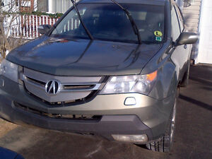 2007 Acura MDX Technology Pkg SUV, Crossover