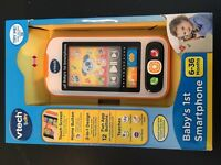 VTech Baby first smartphone