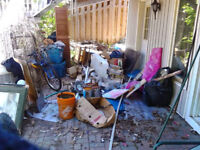 NEED YOUR GARBAGE REMOVED ? JUNK REMOVAL AVAILABLE-