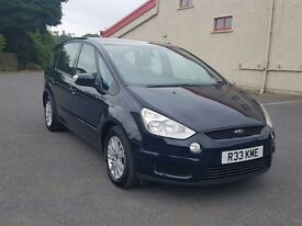 07 FORD S-MAX 1.8TDCI 7 SEATER