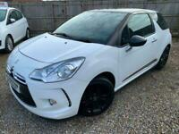 ✿2014/63 Citroen DS3 1.6 e-HDi Airdream DStyle +, White, Diesel ✿NICE EXAMPLE✿