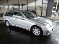 Mercedes-Benz C220 2.1TD auto 2006MY CDI Elegance SE