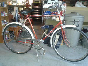 Antique bike for sale (NEW PRICE $75 FIRM)