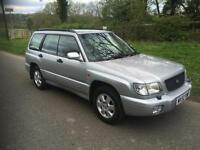 Subaru Forester 2.0 Sport DRIVES SUPERB + LONG MOT + 4X4